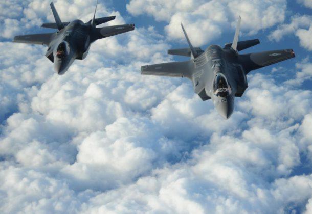 F-35 Enters Combat