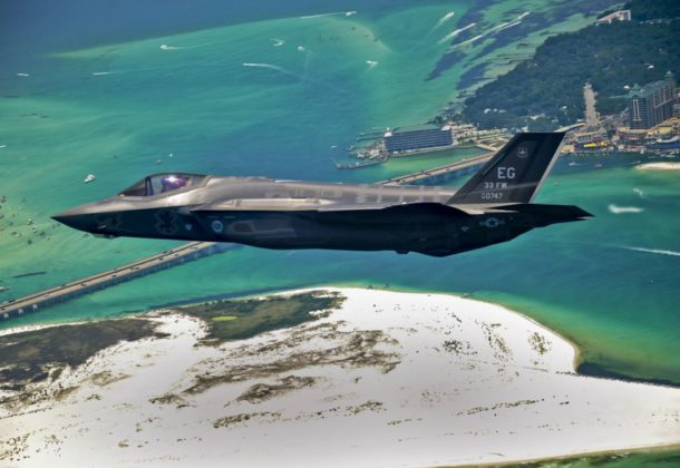 F35 Operating Costs