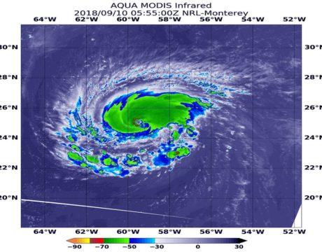 Hurricane and Typhoon