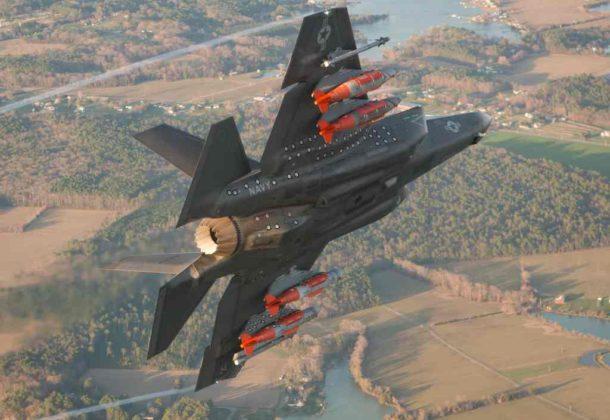 F-35 Pax Rver