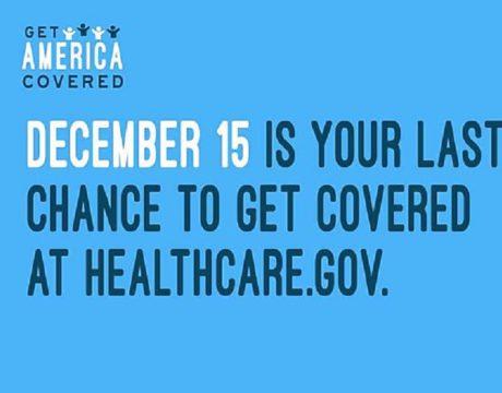 Open enrollment HealthCare.gov