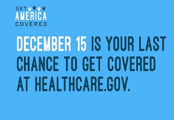 Open enrollment HealthCare.gov