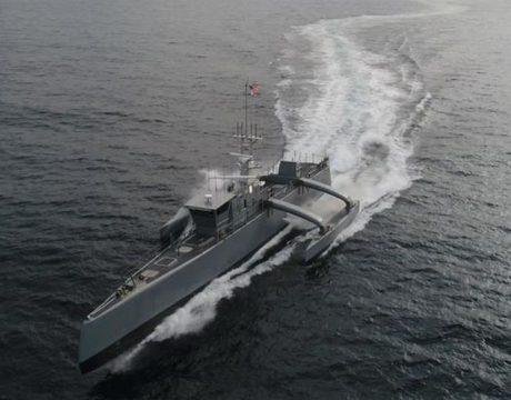unmanned fleet